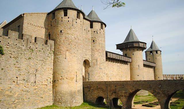 gite ville carcassonne